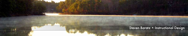 Long Pond Mist - gorgeous a.m. photo by Tom Baratz
